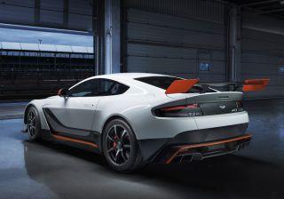 Aston Martin changes Vantage GT3 to GT12 after Porsche grumble