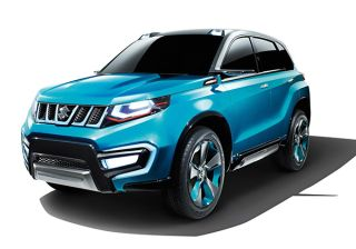 Will Maruti name its compact SUV as Vitara Brezza?