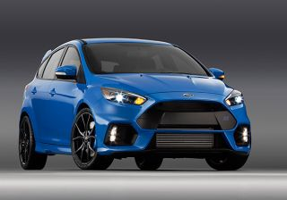 Ford Focus RS is Ready for its US Debut at 2015 New York Auto Show