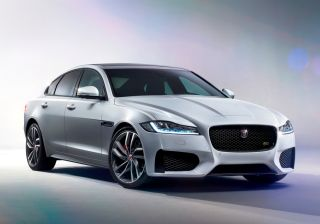 2016 Jaguar XF unveiled before New York debut