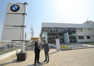 BMW Inaugurates New Dealership in Rajkot, Gujarat!