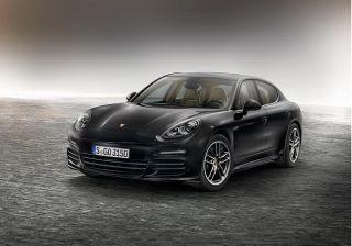 Porsche reveals the special Panamera Edition