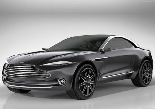 Aston Martin to expand model range; may include SUV based on DBX Concept