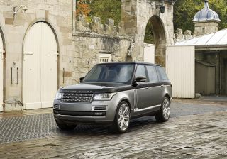 SVAutobiography: The most extravagant Range Rover ever!