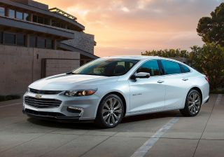 All-new 2016 Chevrolet Malibu unveiled at 2015 New York Auto Show