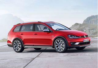 Volkswagen introduces Golf SportWagen Alltrack