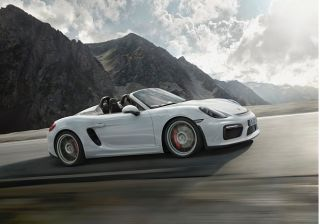 Porsche to release new Boxster Spyder