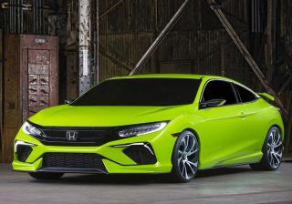 Honda Reveals Next-gen Civic at the 2015 New York Auto Show