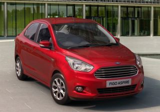 Exclusive: Ford Figo Aspire to Launch By Mid-May