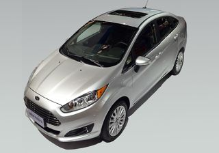 Ford Fiesta with 6-speed Dual Clutch Automatic? Sounds Good!