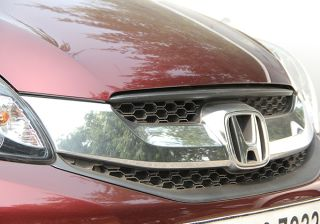 Hondas Brio Based SUV in the works?