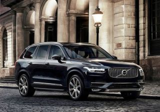 Volvo XC90 receives 24,000 pre-orders; gets Red Dot Best of the Best Product Design Award