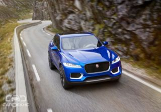 Jaguar F-Pace to debut in September