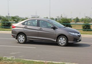 Honda City sells over 1 lac units from January 2014