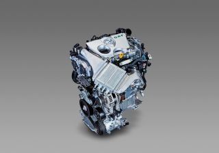 Toyota unveils new 1.2-litre direct-injection turbo petrol engine
