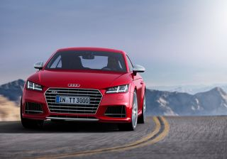 Audi India to Launch 2015 Audi TT Coupe on April 23