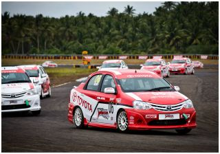 Toyota India Opens Online Driver Registrations for 2015 Toyota Etios Motor Racing Championship - Season 3!