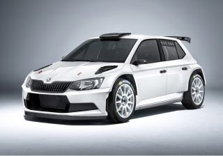 Skoda Fabia R 5 approved by FIA