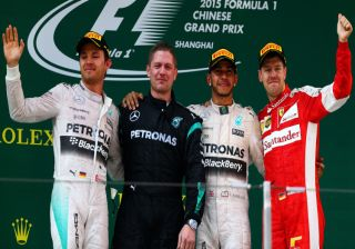 Revenge is Sweet; Lewis Hamilton Wins Chinese Grand Prix, Nico Rosberg finishes Second