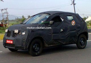 Renault will Make Global Debut of 'XBA' Small Car on May 20th in India
