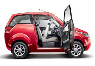 Mahindra e2o Prices Slashed Considerably