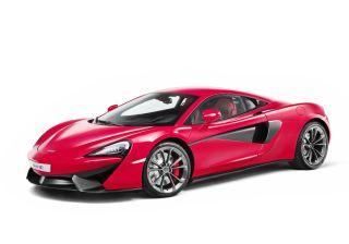 McLaren 540C Coupe unveiled in Shanghai; second model of McLaren Sports Series