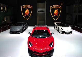 Lamborghini Aventador LP 750-4 Superveloce debuts at Shanghai Auto Show