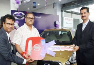 Nissan opens its first dealership in Jharkhand