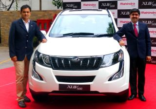 Mahindra to Launch 9 Models in FY2015; New XUV5OO Launched in Chennai