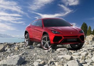 Lamborghini Urus Gets Green Flag from Government of Italy