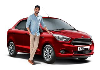 Ford Dealers Starts Taking Booking For Figo Aspire