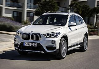 BMW Unveils The 2016 X1 Ahead of Frankfurt Motor Show