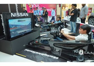 Nissan GT Academy kicks off in Delhi; second season in India