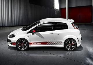 Abarth Punto EVO and 595 Competizione: Fiat Aiming for Enthusiasts