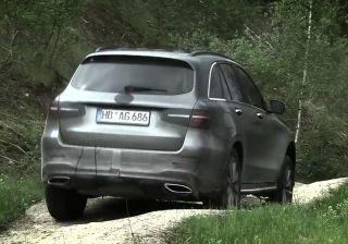 Mercedes-Benz GLC to make world premiere tomorrow