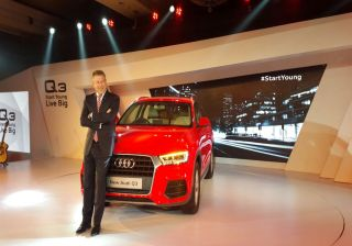 Audi Q3 facelift launched at Rs. 28.99 lac (Launch Video Inside)