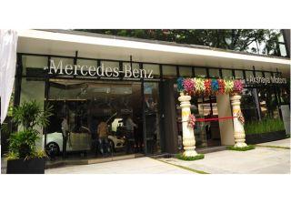 Mercedes-Benz inaugurates new dealership in Bengaluru