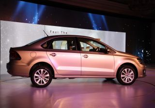 Take a better look: 2015 VW Vento Photo Gallery