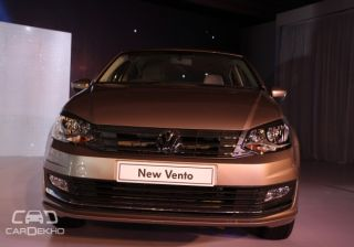 2015 Volkswagen Vento Takes on the Competition