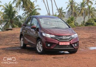 Honda Confirms Jazz Launch on 8th July, Dealers Start Advance Booking at Rs 21,000