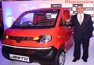 Mahindra Jeeto Launched at Rs. 2.35 lac