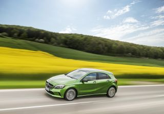 Mercedes A Class Facelift globally unveiled
