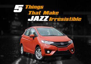 Honda Jazz: 5 Things That Make It Irresistible