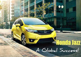 Honda Jazz: A Global Success!