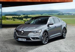 Renault Unveils Talisman Sedan