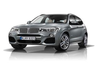 BMW India Launches X3 xDrive30d M Sport at Rs 59.90 Lac