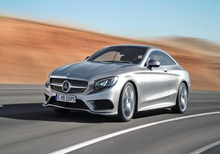 Mercedes-Benz India to Launch S500 Coupe & S63 AMG on July 30