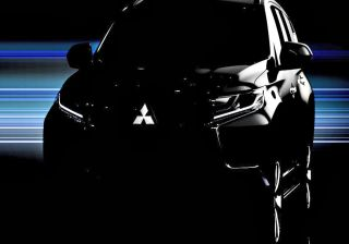 Mitsubishi Teases Next-Gen Pajero Sport, Global Debut on August 1!