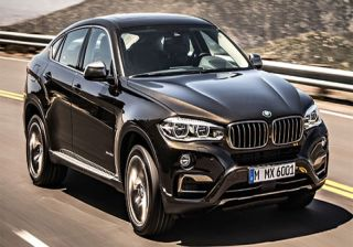 BMW to Launch Updated X6 on July 23