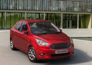 Ford Figo Aspire: HD Photo Gallery
